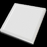 Панель светодиодная LPU-ПРИЗМА-PRO 45Вт 160-260В 4000К 5000Лм 595х595х19мм БЕЛАЯ IP40