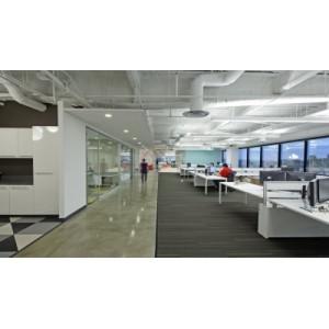 Офисные светодидные светильники Габаритные размеры светильника, мм 108x108x23