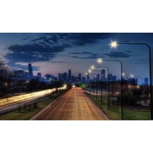 Консольные светодиодные светильники с степенью защиты ip67