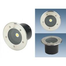 Грунтовый светодиодный  светильник серии ПВУ 4001