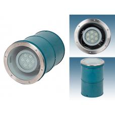 Грунтовый светодиодный  светильник серии ПВУ 630 Оптикс