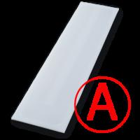 Аварийный светодиодный светильник Айсберг матовый , 12 Вт, IP65/20 БАП