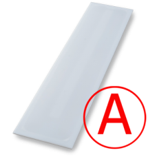 Аварийный светодиодный светильник Айсберг колотый лед  12 Вт, БАП