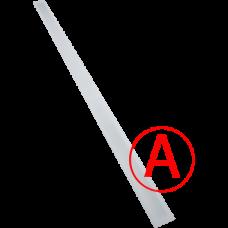 Аварийный светодиодный светильник Айсберг 1х36матовый  12 Вт, БАП