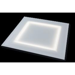 Светильник Офис Премиум микропризма, 24 Вт, IP65