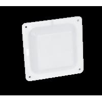 Светильник  ЖКХ квадрат матовый 8 Вт с акустическим датчиком
