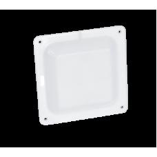 Квадратный светодиодный светильник ЖКХ 5 Вт матовый
