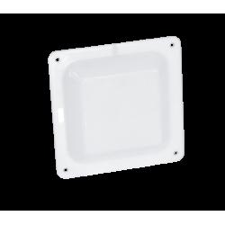 Светильник  ЖКХ квадрат матовый 11 Вт с акустическим датчиком